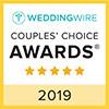 2019 Weddingwire Couples Choie Awards